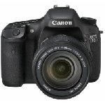 Canon - Fotocamera reflex Eos 7d Kit con 15-85mm IS
