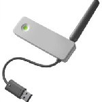 Microsoft - Cavo XBOX 360 WIREL.BRIDGE NET.ADAPTER