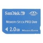 SanDisk - Memory stick pro duo 3100114
