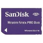 SanDisk - Memory stick pro duo MEMORY STICK PRO DUO
