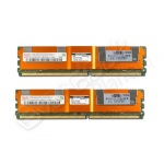 Esp. mem. 2 gb fbd pc2-5300 (kit 2x1gb)