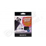 M.card m.stick sony 4 gb pro promo