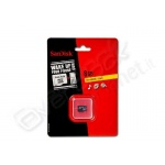 Memory card micro sd sdhc sandisk 8 gb